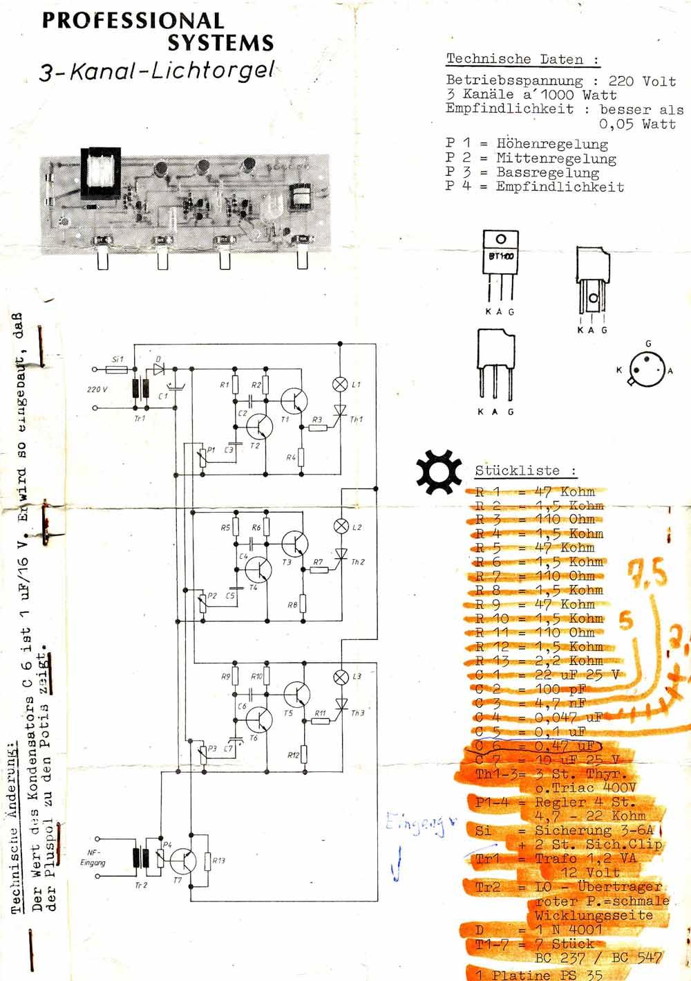 Kanal steuerung lpt - Ersatzteile und Reparatur Suche